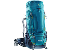 Deuter Aircontact Pro 65L + 15L Denim/Midnight - Slim Fit