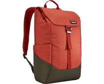 """Thule Lithos 15"""" Rooibos/Forest Night 16L"""