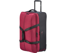 Delsey Egoa Trolley Duffle Bag 55cm Red