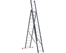 Altrex All Round 3 x 12 Reform ladder Coated