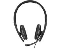 Sennheiser SC 165 Stereo Wired USB-A Office Headset
