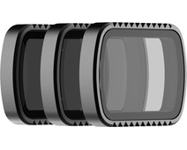 Polar Pro DJI Osmo Pocket Filterset 3-Pack