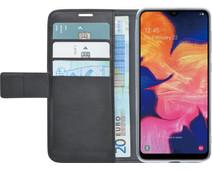 Azuri Wallet Magnet Samsung Galaxy A10 Book Case Black