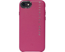 Decoded Leather Apple iPhone 6 / 6s / 7/8 Back Cover Pink