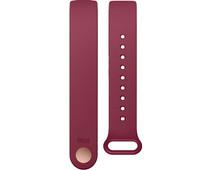 Fitbit Inspire Bandje Kunststof Rood S