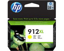 HP 912XL Cartridge Geel