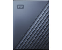 WD My Passport Ultra 2TB Blue