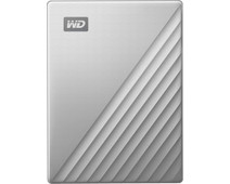 WD My Passport Ultra 4TB Silver