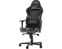 DXRacer RACING PRO Gaming Chair Zwart/Grijs