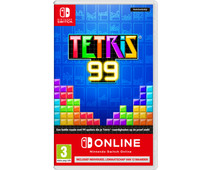 Tetris 99 + Nintendo Switch Online