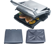 Solis Grill & More 7952 + tosti