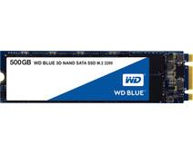 WD Blue SATA SSD M.2 500GB