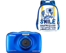 Nikon Coolpix W150 Backpack Kit Blue