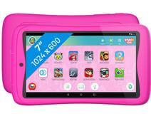 Kurio Tab Connect Studio 100 7 inches 16GB WiFi Pink
