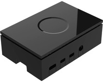 Multicomp Pro Raspberry Pi 4 casing - Black