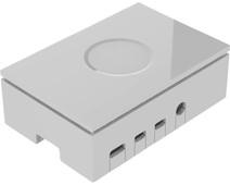 Multicomp Pro Raspberry Pi 4 behuizing - Wit