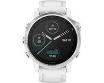 Garmin Fenix 6S - White - 42mm