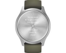 Garmin Vivomove Style - Silver/Green - 42mm