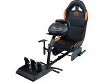 Qware Race Seat - orange