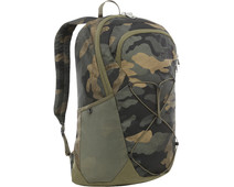 "The North Face Rodey 15"" Burnt Olive Green/Waxed Camo 27L"