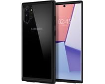 Spigen Ultra Hybrid Samsung Galaxy Note 10 Plus Back Cover Black