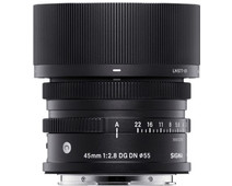 Sigma 45mm f/2.8 DG DN Contemporary Sony E