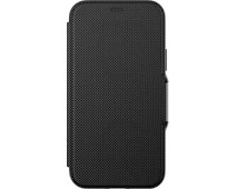 GEAR4 Oxford Apple iPhone 11 Book Case Black