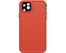 LifeProof Fre Apple iPhone 11 Pro Max Full Body Cover Oranje