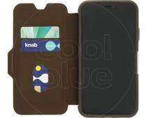 OtterBox Strada iPhone 11 Pro Max Book Case Brown