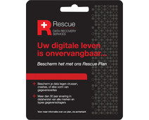 Seagate Rescue Card 3 year data recovery