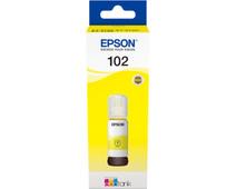 Epson 102 Ink Bottle Yellow
