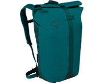 Osprey Transporter Roll 15 inches Westwind Teal 25L