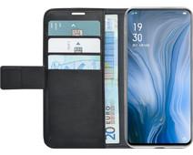 Azuri Wallet OPPO Reno Book Case Zwart