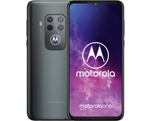 Motorola One Zoom Grijs