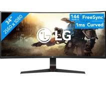LG 34GL750 UltraGear