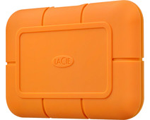 LaCie Rugged USB-C SSD 2TB
