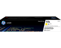 HP 117A Toner Cartridge Yellow
