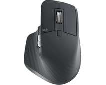 Logitech MX Master 3 Wireless Mouse Black