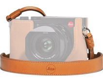 Leica Q2 Carrying Strap Bruin