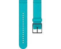 Polar Ignite 20mm Horlogeband Textiel Turquoise S