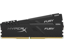 Kingston HyperX Fury 8GB DDR4 DIMM 2400 MHz (2x4GB)