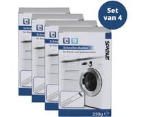 Scanpart Dishwasher and Washing Machine Descaling Agent 4 units