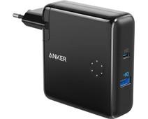 Anker PowerCore Fusion Oplader en Powerbank 5.000 mAh Power Delivery Zwart