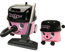 Numatic HVN-208 Hetty Next + toy vacuum cleaner