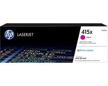 HP 415X originele high-capacity magenta LaserJet tonercartridge