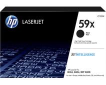 HP 59X Toner Zwart (Hoge Capaciteit)