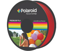 Polaroid PLA Red Filament 1.75mm (1kg)