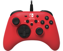 HORI - Nintendo Switch Red Horipad Wired Gamepad