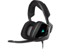Corsair Void RGB Elite USB Premium Gaming Headset PC Carbon/Zwart