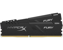 Kingston HyperX Fury 16GB DDR4 DIMM 2666MHz CL16 (2x8 GB)